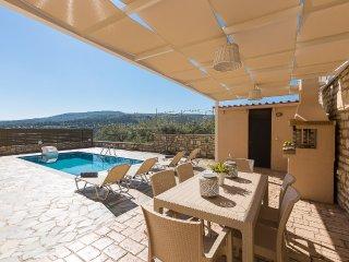 Villa Danai, countryside living!, Rethymnon