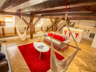 Prague Castel/St. Nicolas Luxury Penthouse