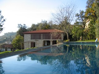 Villa with pool near Gerês