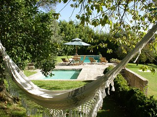 Villa with pool near Geres