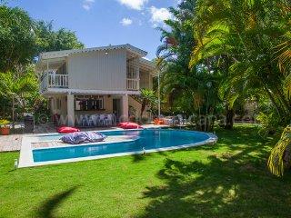 'Eco' Villa MADERA DEL SOL - Playa Las Ballenas