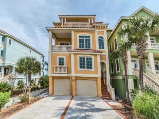 Ocean View, Private Pool, Steps to the Beach! ONLY $3900 July 29- Aug 5