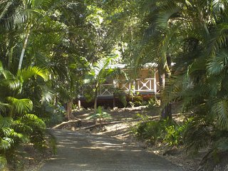 Bungalow Nati Lodge 100% nature