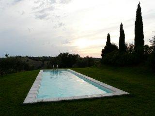 Poggetti - Splendida Casetta con piscina per 2 persone