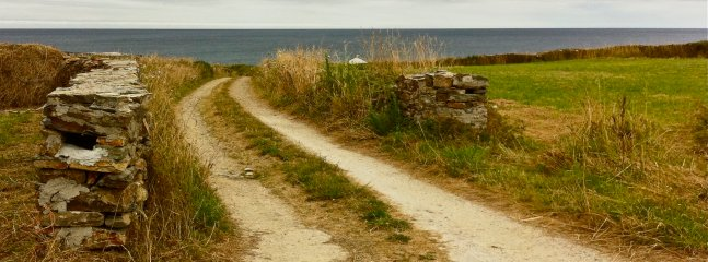 Alrededores. Ideal para pasear junto al mar