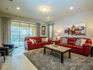 Stylish 6BR 5Bath WINDSOR at WESTSIDE home w/ pool & game room from $243/nt