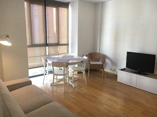Apartamento acogedor próximo a Atocha con plaza de garaje