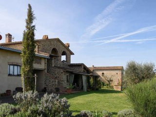 Rondini - Tuscany landscape view Holiday Home