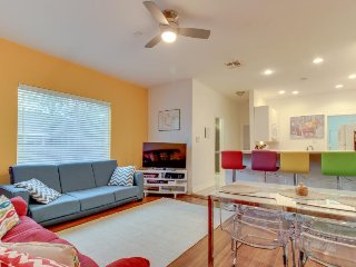 Inviting space w/ a lovely balcony & modern amenities - close to downtown!