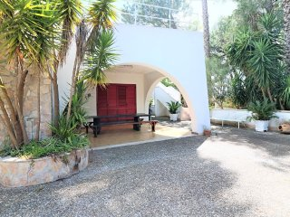 Holiday house in villa in the countryside in Apulia in the Salento to Casarano n