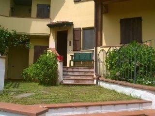 Relax e tranquillità in Villetta a schiera al Goraiolo vicino Montecatini