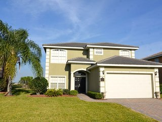 Enjoyable 5BR 4Bath home with private pool & game room from $180/night, Orlando