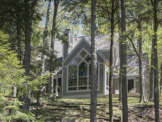 Lake Michigan Family Home near Manistee