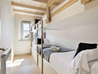Val de Ruda de Sanèla, 2 dormitorios para 6 personas a pie de pistas, Baqueira