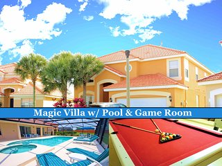 Orlando Magic Villa