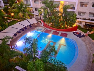 Amazing apartment  for 6! in the heart of Playa del Carmen