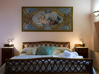 Palazzo Lauritano - junior suite in Amalfi Coast, Agerola