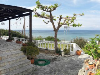 Villa Galanis by the sea....