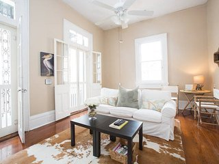 Historic French Quarter Suite with Balcony