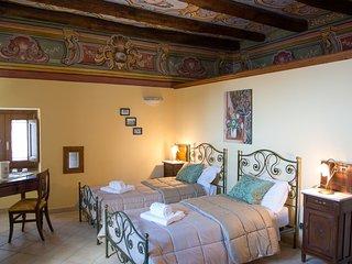 Palazzo Lauritano - superior room in Amalfi Coast, Agerola