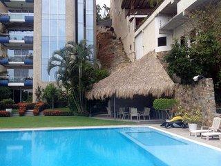 Hermosa vista a Bahía de Acapulco