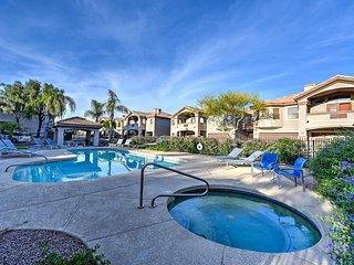 NEW! 2BR Scottsdale Condo w/Resort-Style Amenities