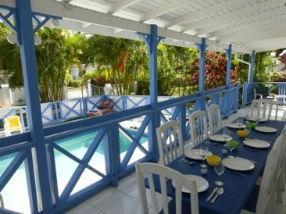 5 Bedroom villa with Pool, Holetown
