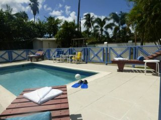 Cozy Studio Apartment with Pool, Holetown