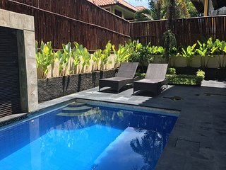 KUTA-Villa TAMAN inc breakfast daily 4 BED 3 BATH
