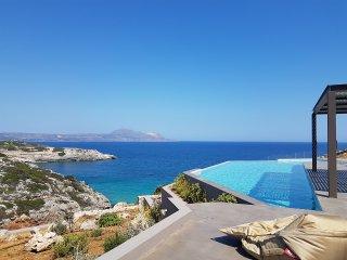 Poseidon Seafront Villa, Almyrida