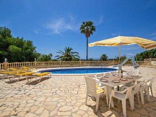 5 bedroom Villa in Fanadix, Valencia, Spain : ref 5506116