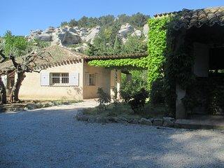 Superbe propriété en pleine colline, Les Baux de Provence