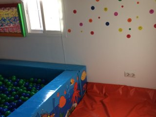 Autism special needs family friendly Spain Villa private pool safe secluded