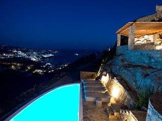 4 Bedroomed Villa with private pool In Mykonos,Greece-300, Mykonos Town