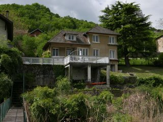 House on the shores of the lake du Bourget, Savoie