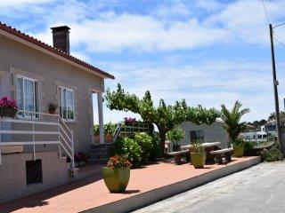 Apartamento con piscina en la Lanzada, Sanxenxo