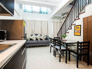 Spacious Loft in the heart of Makati (L3)