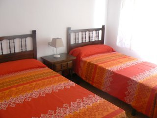a 100m. de la Playa de Benicarló de dos habitaciones y aire acondicionado