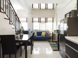 Spacious 1 Bedroom loft near Greenbelt Makati