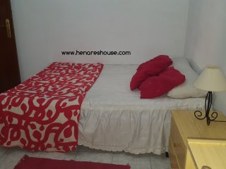 Holidays or Business Stays  confortable apartment- piso centrico cerca del casco, Alcala De Henares