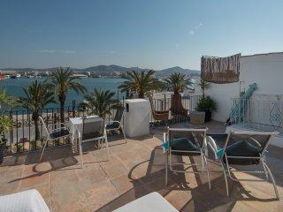 Atico puerto Ibiza (paseo Maritimo)