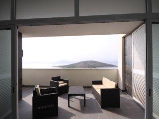 Apartamento soleado, 1ª linea de playa con piscina  (Nautico Entremares 41)