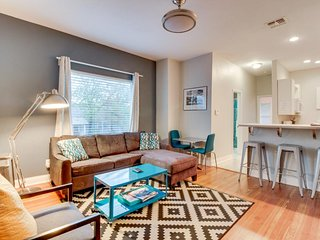 Desirable downtown location and beautifully renovated interior await!