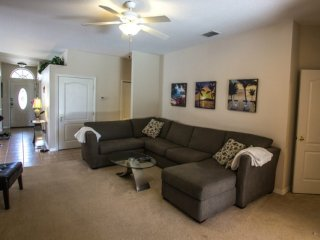 Lovely 4BR 3Bath pool home with conservation view & game room from $163/night