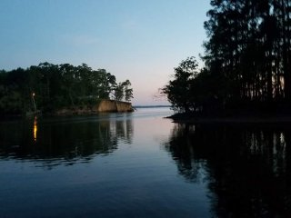 New Listing! Toledo Bend's Whinsical Cabin on the Pointe, Many