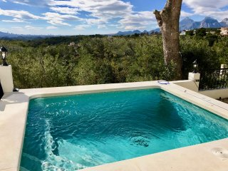 Beautiful Ibiza Style Villa with Spectacular Views ++ DREAM  HOLIDAYS ++