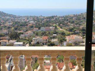 Luxury apartment BELLE VIEW, Lagonisi