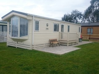 Dog friendly, 6 Berth, Holiday Static Caravan  Launceston Cornwall