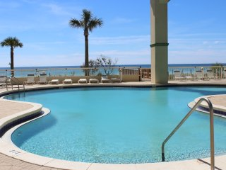Email for Apr 30-May 6 Deal! 9th Floor; Right on the Beach! Free Beach Service!, Panama City Beach