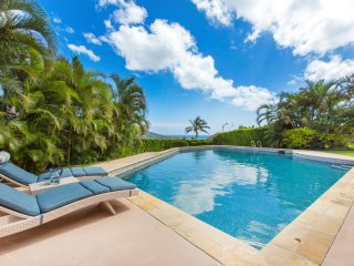 Large Tropical Modern Home w/Pool, Ocean / Koko Head Views, & A/C.  Makani Lani
